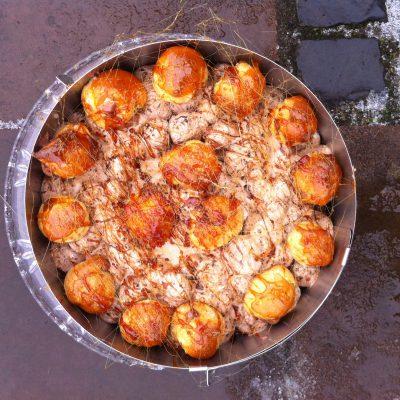 St Honoré Torte - eine fragile Köstlichkeit