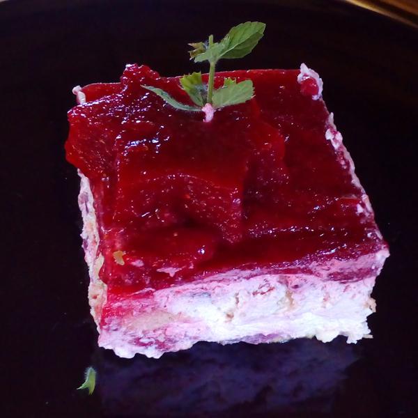 Erdbeer-Tiramisu mit Cointreau