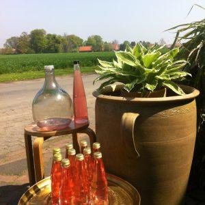 Sirup für viktorianische Lavendellimonade