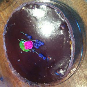 und auch Kuchen